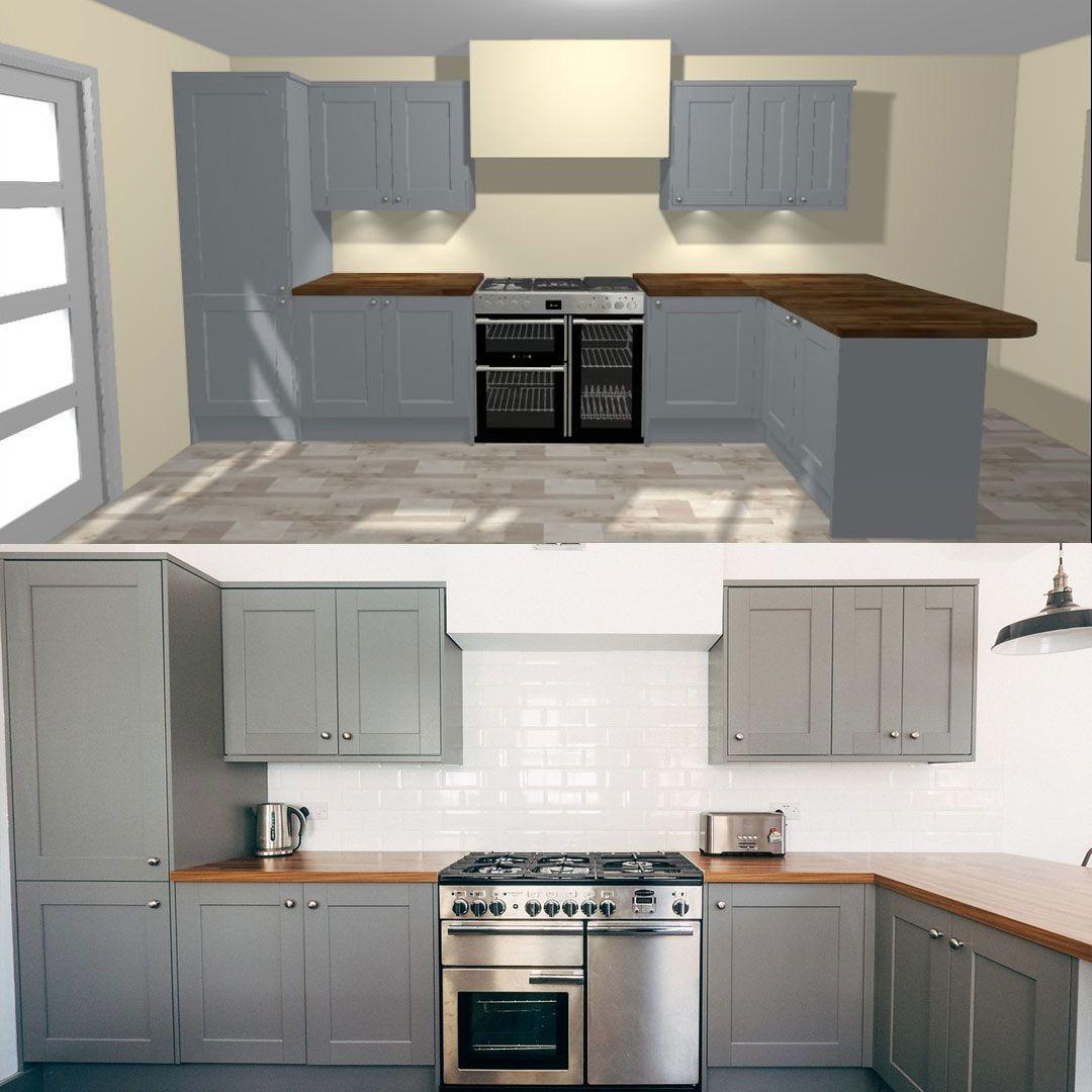 Kitchen Design Howdens: Grey Kitchen Designs, Kitchen, Howdens