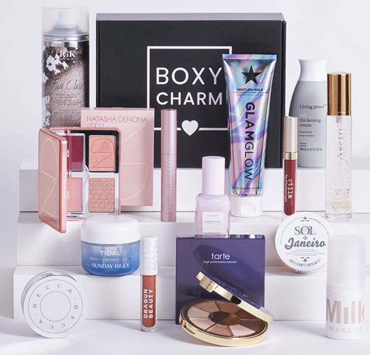 Boxycharm the best monthly beauty and makeup box