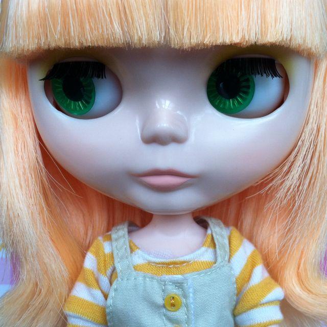 blythe ♥   Beautiful dolls, Blythe dolls, Big eyes