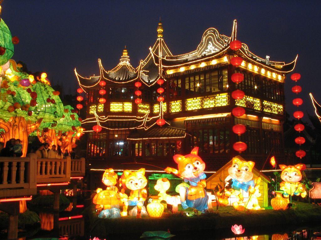 Yuyuan Garden, China Most beautiful gardens, China world
