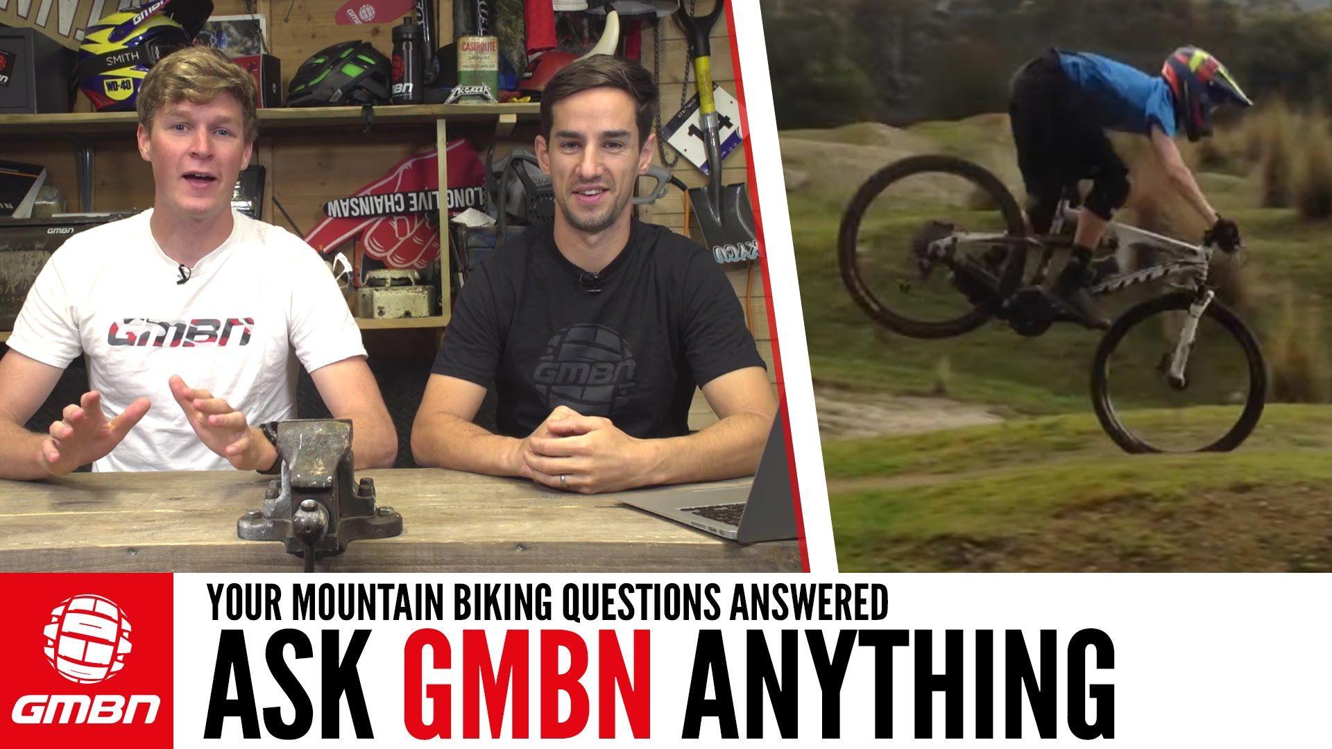 Carbon Fibre Vs Aluminium Bikes Ask Gmbn Anything About Mountain