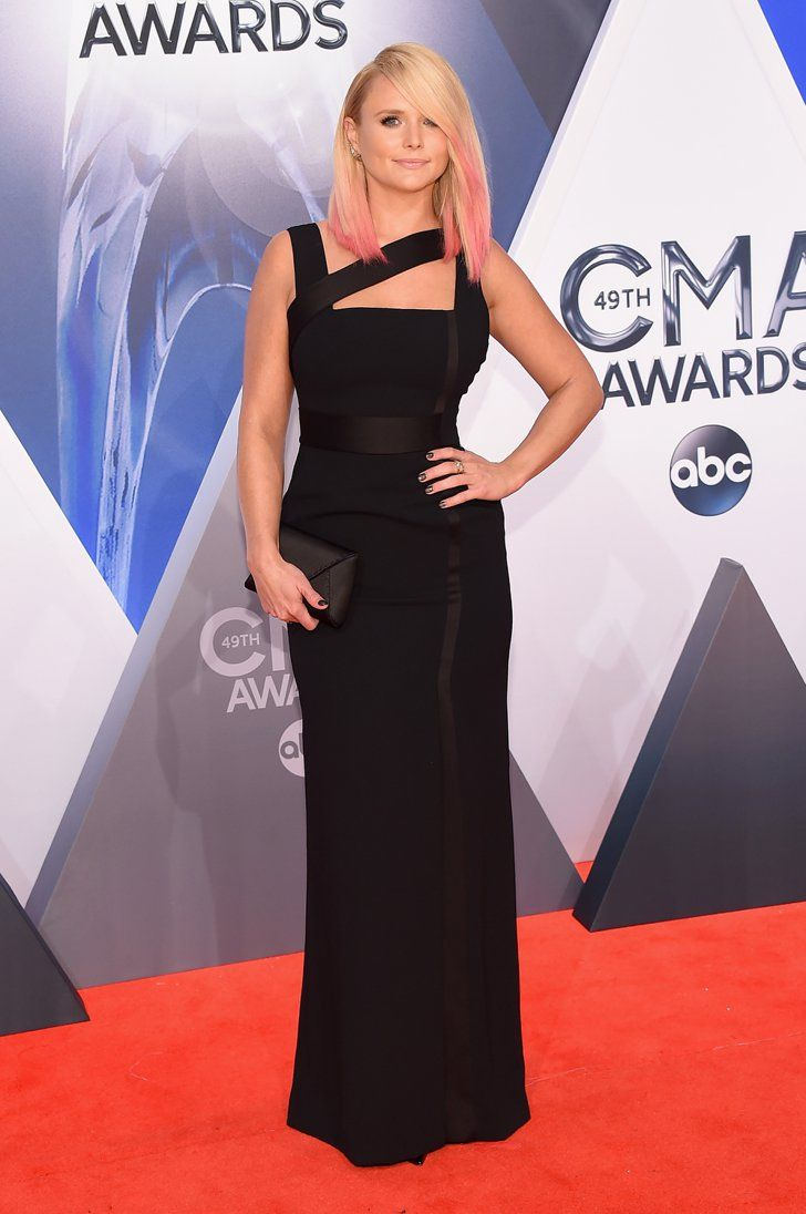 Pin for Later: See All the Stars on the CMA Awards Red Carpet! Miranda Lambert