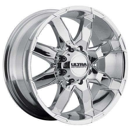 At Ultra Wheel, we have an unyielding core principle of building strong durable wheels with precise fitments. Whether youre looking at our truck and off road wheels, our high end platinum line up, or our trend setting focal designs, we only sell championship caliber quality wheels. Size: 17 inch x 8 inch. Color: Silver.
