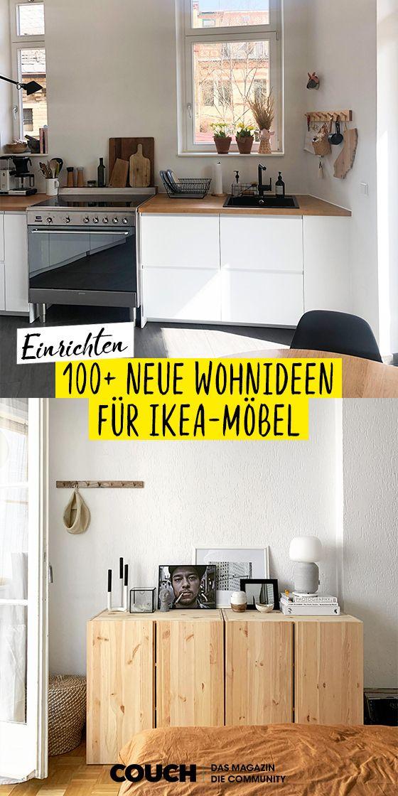 Ikea • Bilder & Ideen in 2020 | Ikea, Wohnen, Ikea möbel