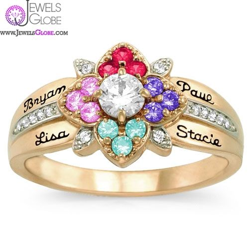 Design Your Own Gemstone Ring 26 Exclusive Example