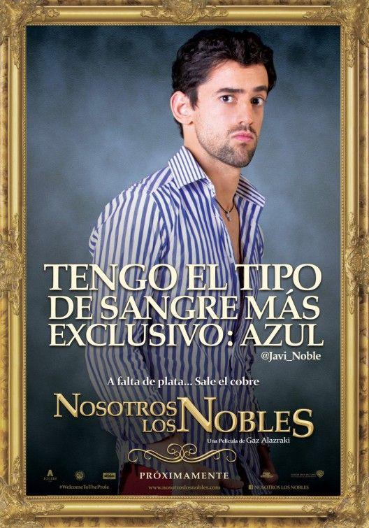 Nosotros Los Nobles Movie Poster 4 Music Book Movie Tv Movie Posters