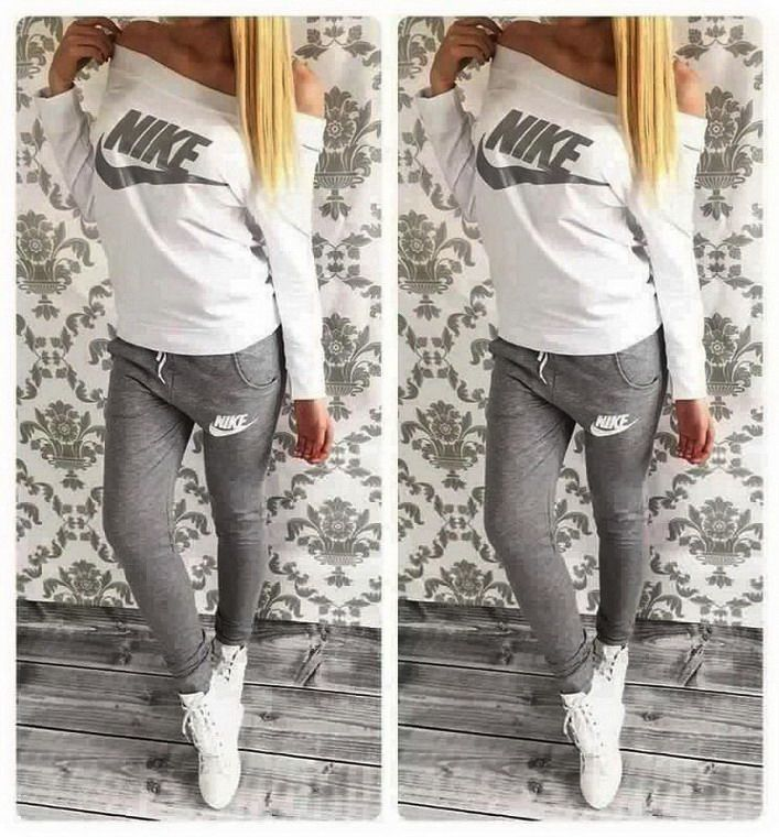 silver nike roshe womens sweat suits