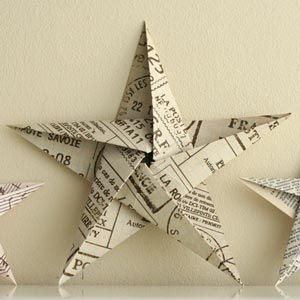 the secret of how to make a star ornament that looks beautiful and intricate but is surprisingly simple to make a homemade christmas decoration your