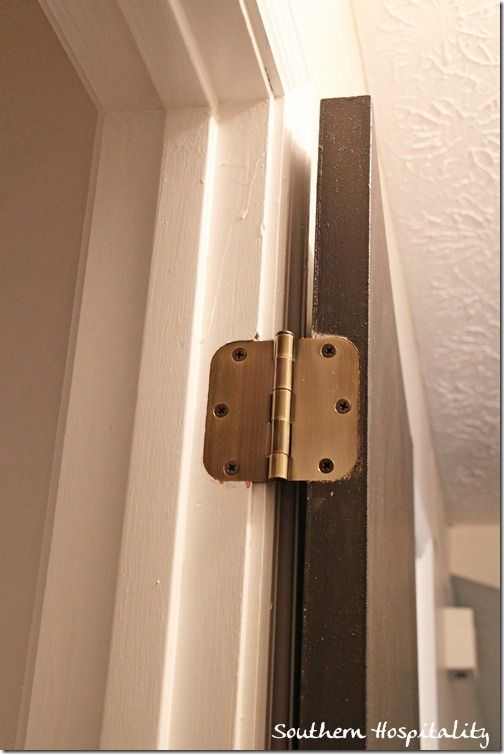 Awesome How To Install New Door Knobs And Hinges