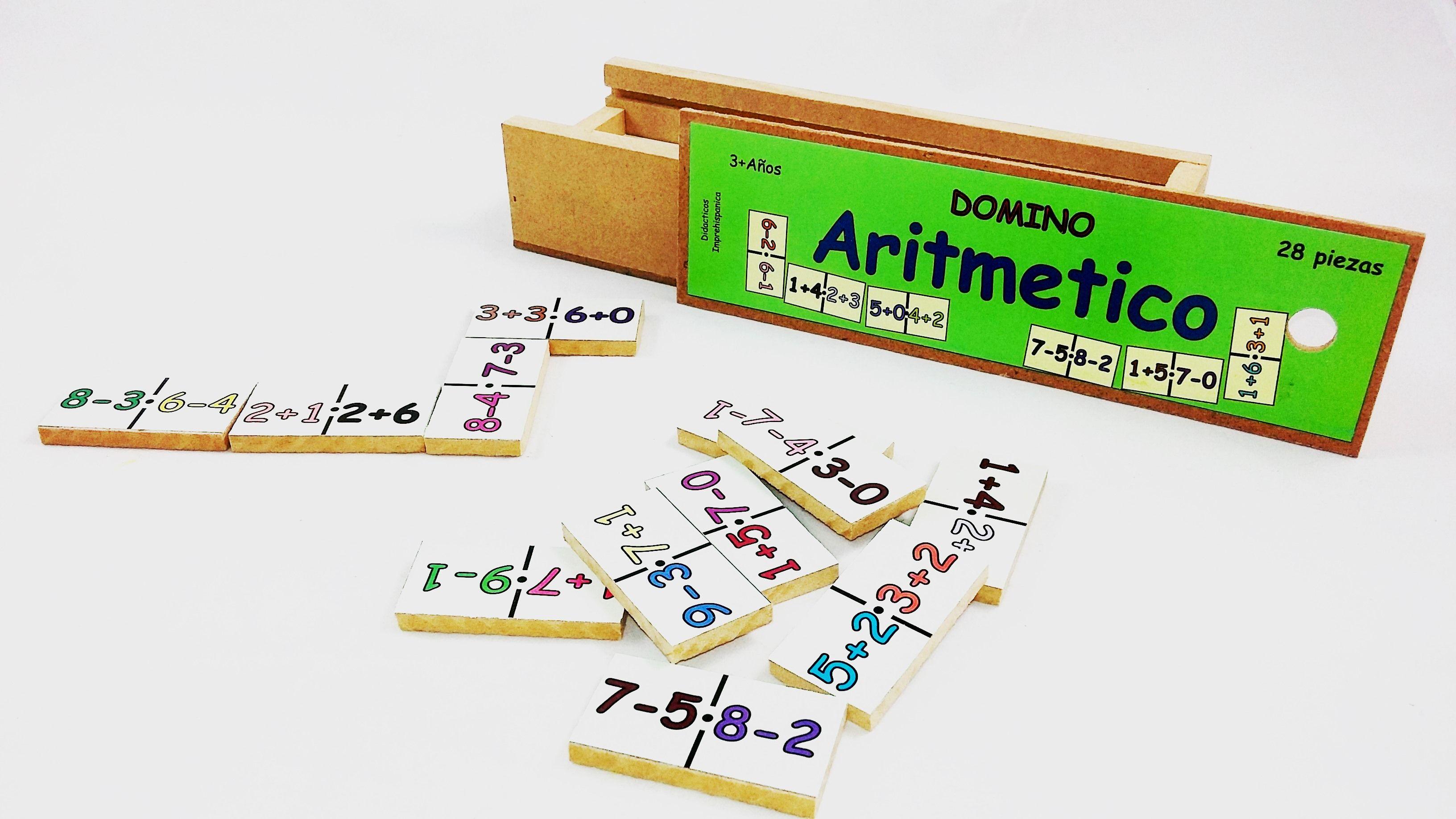 Domino Aritmetico