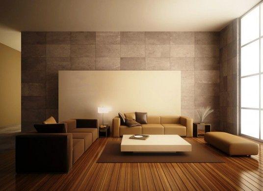 Minimalist Living Room Decor Ideas Real House Design Desain Interior Rumah Ide Apartemen