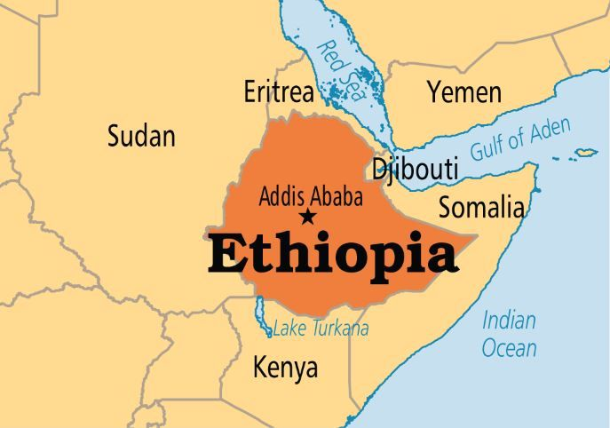 Several Dead After Police Shot Tear Gas At Protesters During Religious Festival in Ethiopia