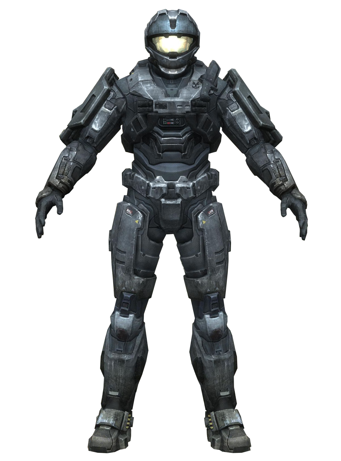 Mjolnir Powered Assault Armor/CQC variant | Halo reach ...