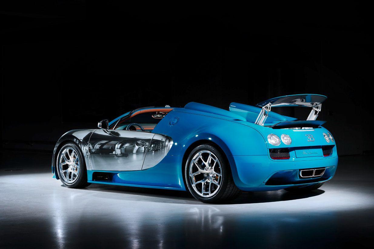 Bugatti Legends Veyron 16 4 Grand Sport Vitesse Meo Constantini