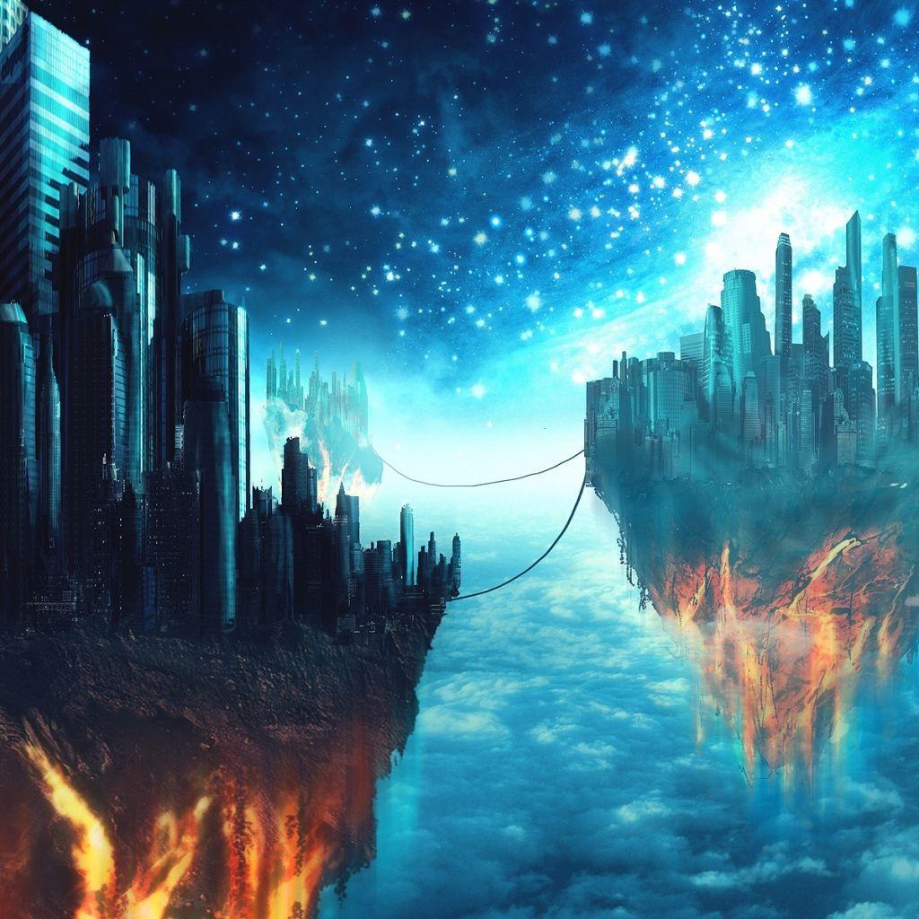 Fantasy Landscape Wallpaper: ˜�iphone Ios 7 Wallpaper Tumblr For Ipad