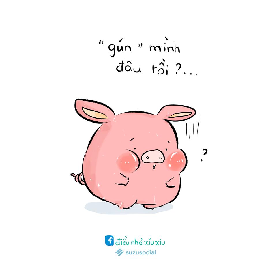 Ghim của Khanh Linh Do trên lợn (Có hình ảnh) Đang yêu