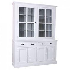 buffetschrank wei anrichte wohnzimmerschrank schubladen esszimmer k che landhausstil. Black Bedroom Furniture Sets. Home Design Ideas