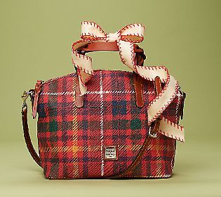 Every girl's looking for the perfect pop of plaid this holiday season! #QVCgifts