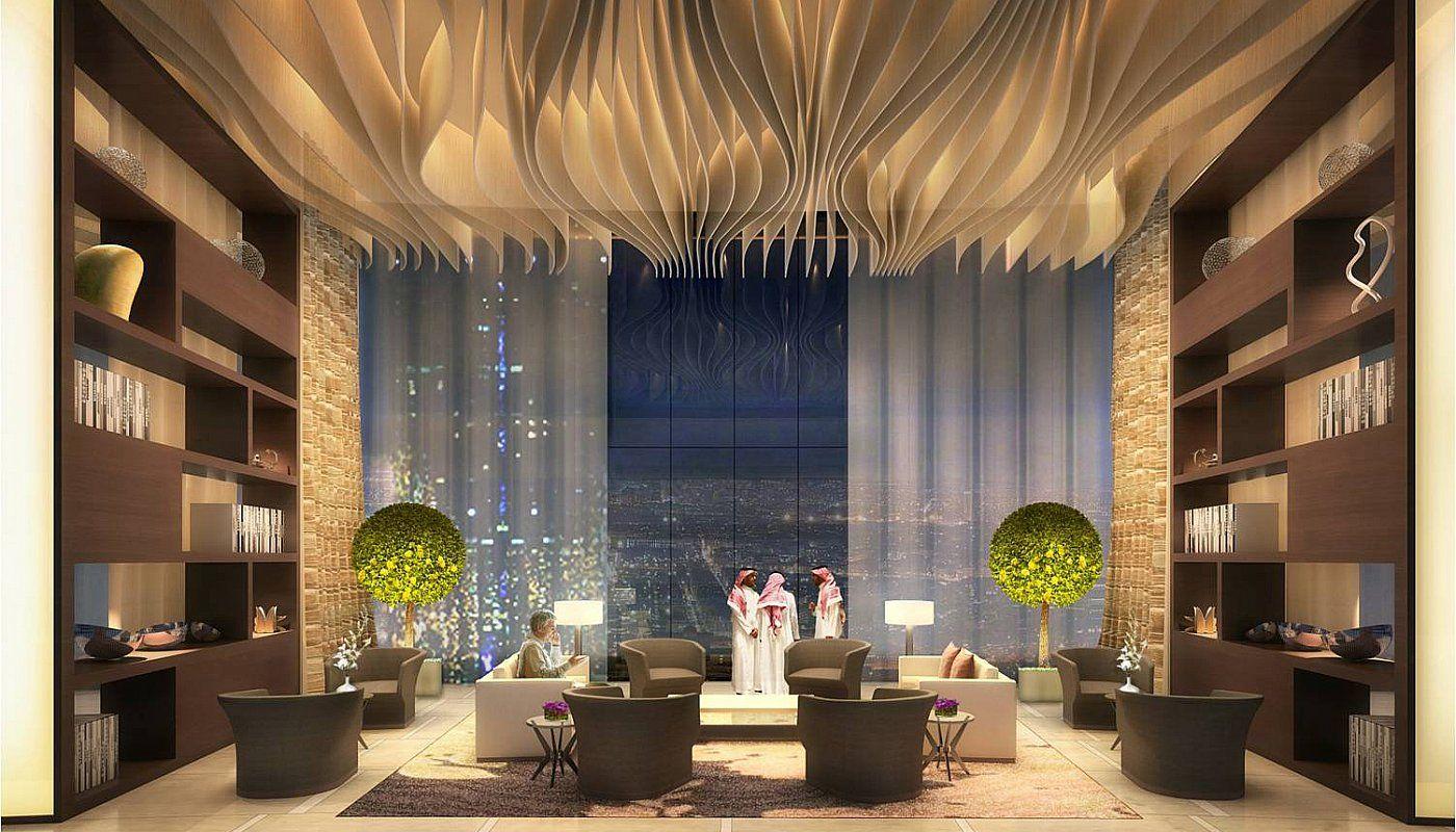 Park Hyatt Riyadh Park Hyatt Ceiling Installation Hyatt
