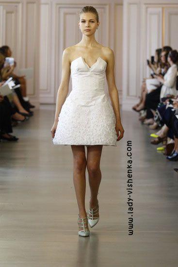 5. Weiße brautkleider Oscar De La Renta | Brautkleider | Pinterest