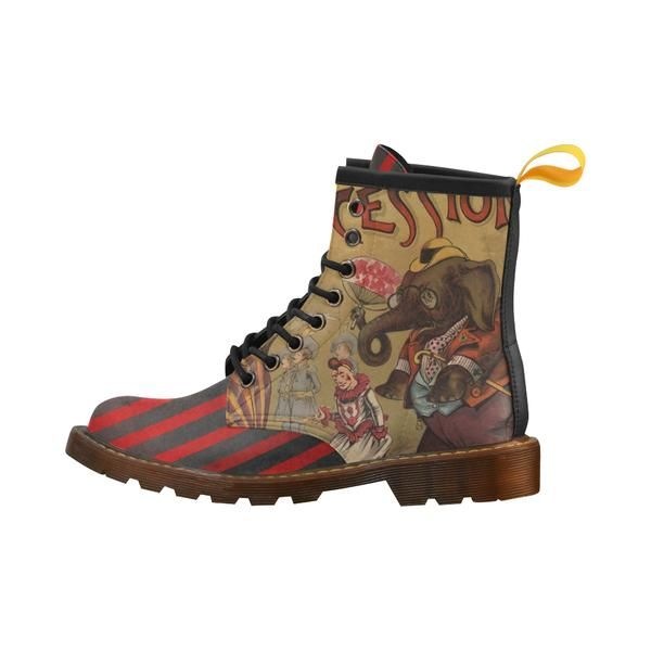 Vintage Circus Boots For Women in 2019 | Boots, Fashion