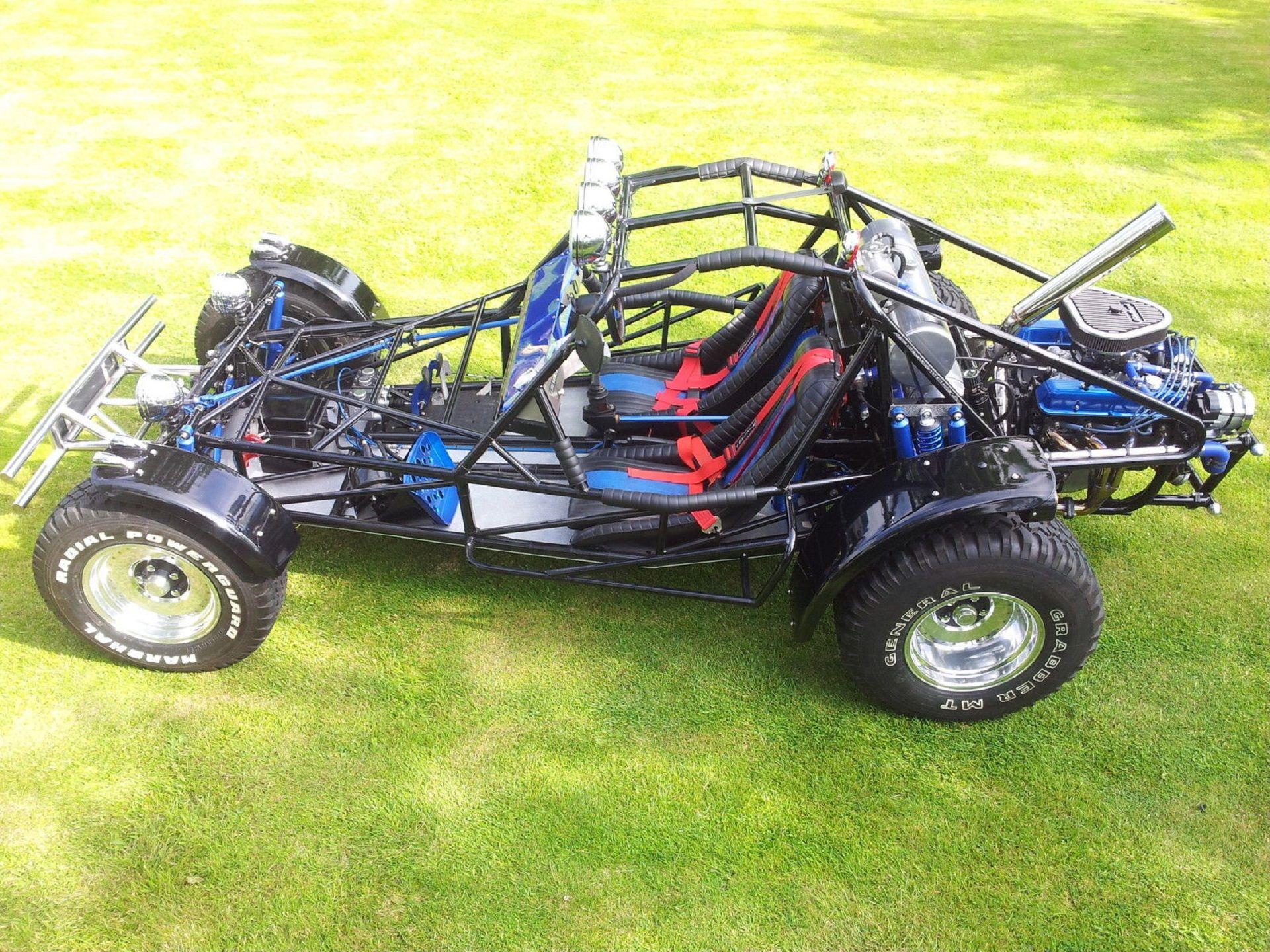 Chenoweth Sandrail V8 Buggy Hot Rod Custom Show Tax Exempt ...
