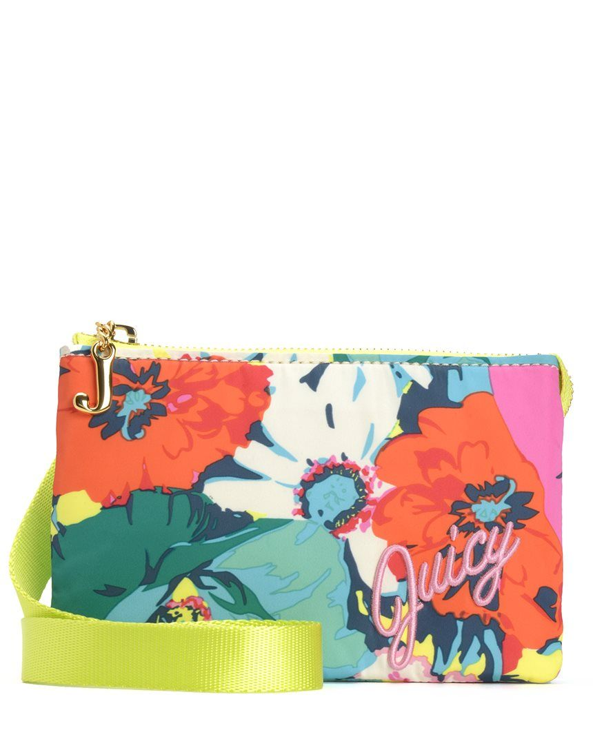 TROPICAL COUTURE NYLON CROSSBODY - Juicy Couture