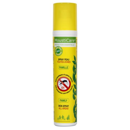 Mousticare Spray Peau Famille 125ml Pharmacie Lafayette Anti