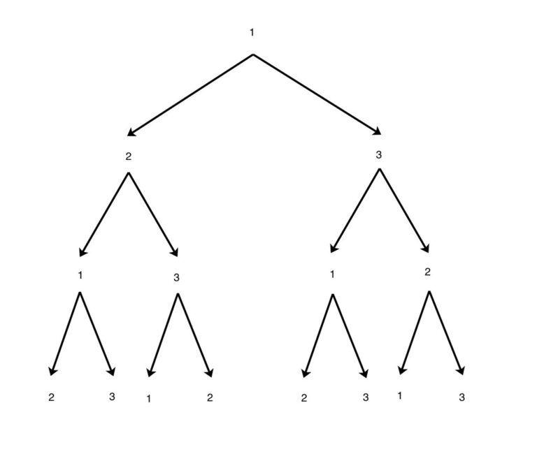 Math Tree Diagram Examples Worksheet Printable Worksheets Intended For Blank Tree Diagram Template Printable Worksheets Tree Diagram Decision Tree