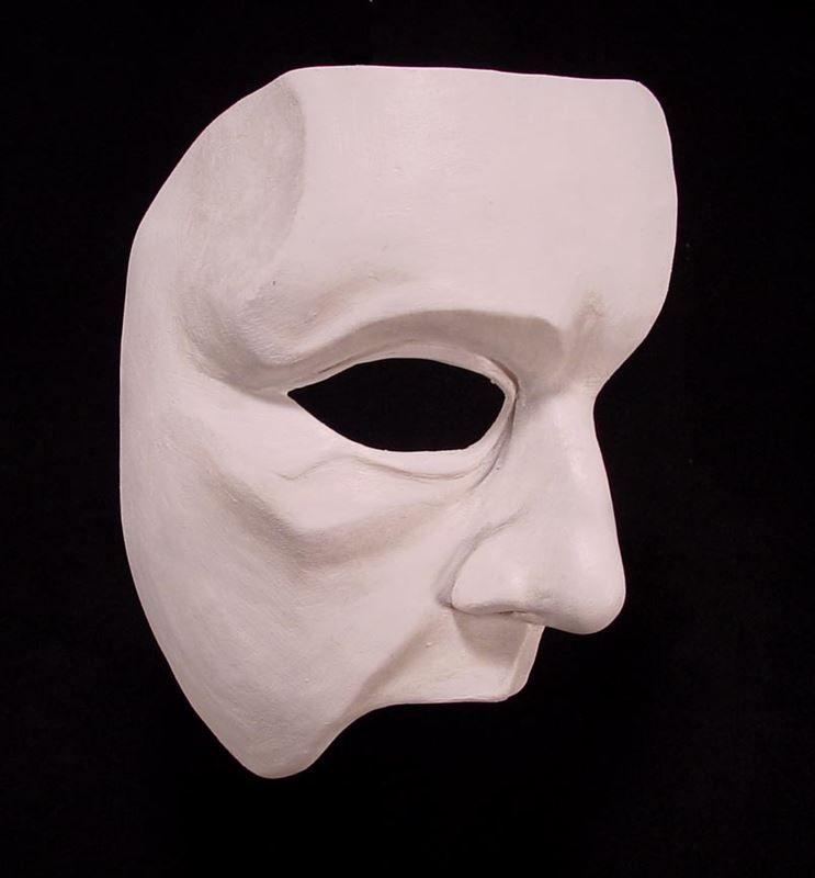 Phantom Of The Opera Mask Shop Custom Cosplay Masks Opera Mask Phantom Mask Phantom Of The Opera