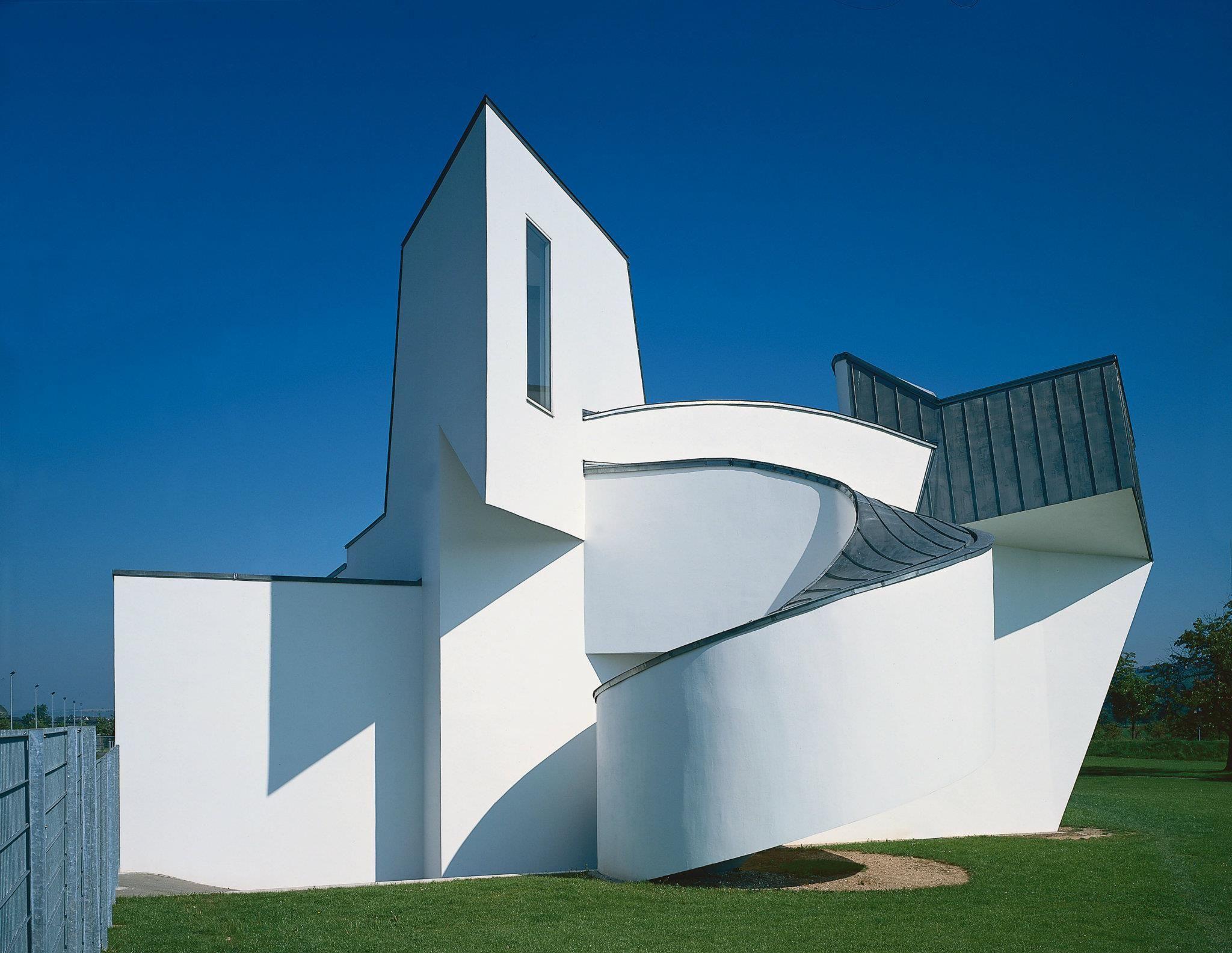 "Frank gehry ""Vitra Design Museum"" WeilamRhein Germany"