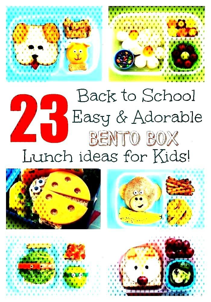 23 Easy amp Adorable Back-to-School Bent...