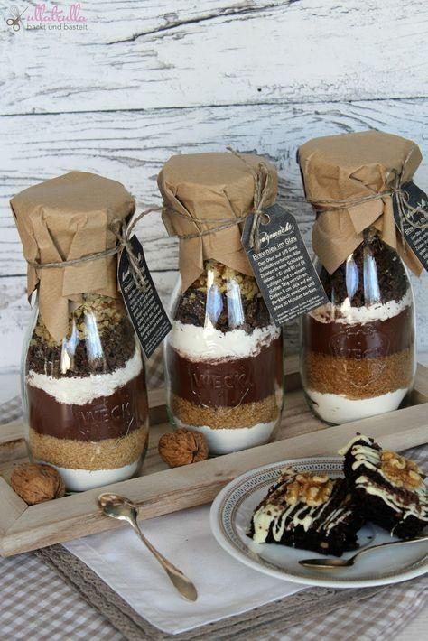 ullatrulla backt und bastelt Geschenke aus der Küche - geschenk aus der küche