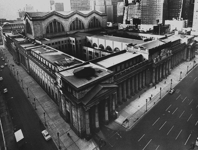 This Is What Was Lost When Penn Station Was Demolished 50 Years Ago Penn Station Nyc Nyc History Abandoned Train Station