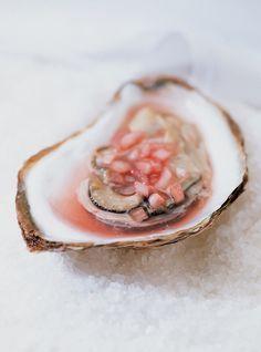 Recette de Ricardo : Cinq idées d'accompagnement pour huîtres sur écaille