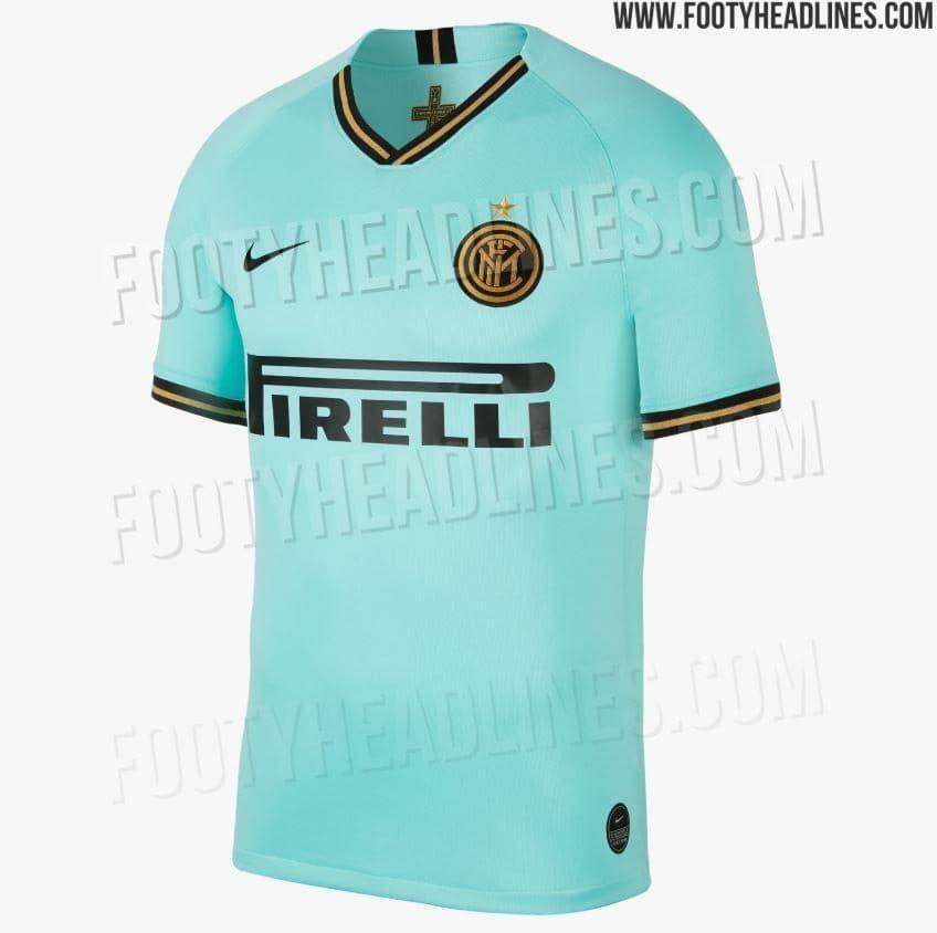 Inter, ecco la seconda maglia per la stagione 2019/2020   Inter ...