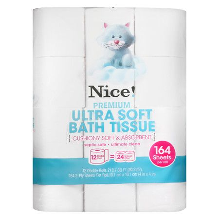 Walgreens Nice Toilet Paper Only 0 16 Per Single Roll Become A Coupon Queen Bath Tissue Tissue Nice