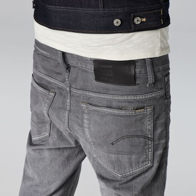 G-Star RAW 3301 Mens Tapered Jeans Mens Jeans Buy Jeans for Men COLOUR-raw
