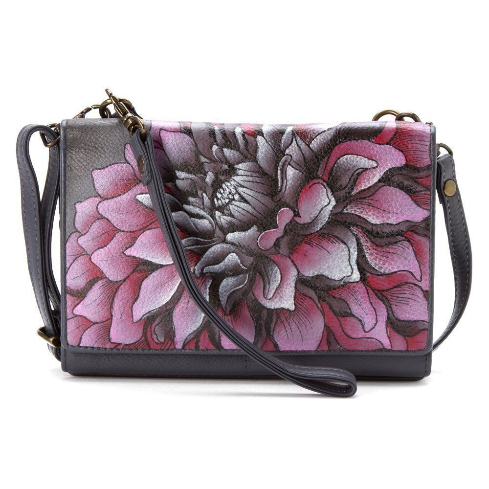 df04d4bc1635 Anuschka Hand Painted Leather