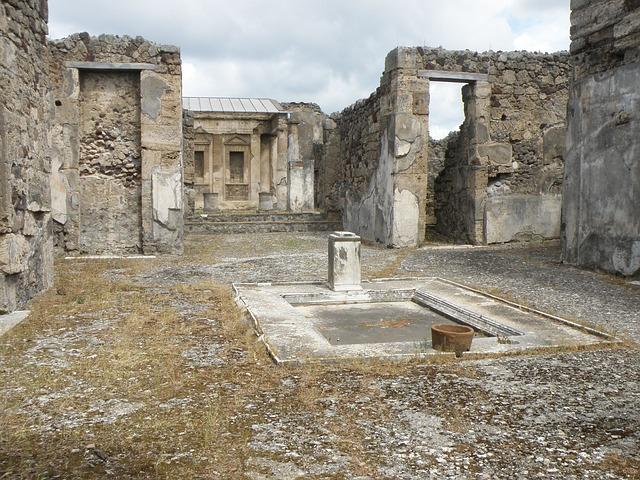 Pompeii Pompeii Ruins Pompeii Pompeii Italy