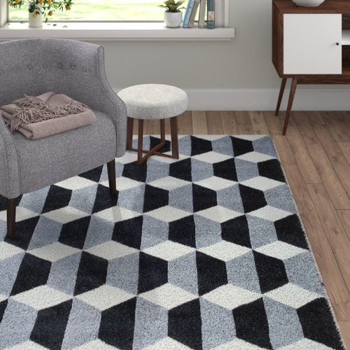 Antalya Black And Grey Area Rug Home Loft Concept Rug Size