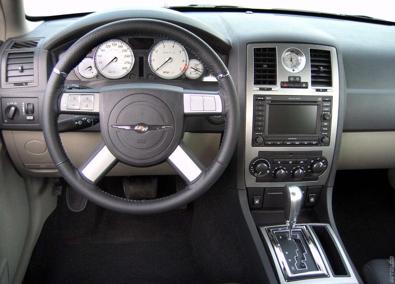 2006 Chrysler 300C SRT8 Touring | 4 wheel fanatic | Pinterest ...