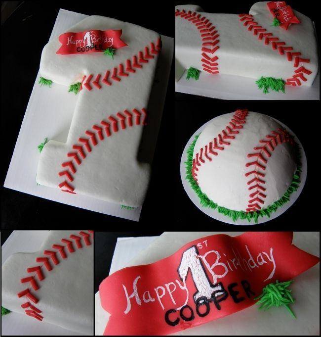 24 Baseball Birthday Party Ideas