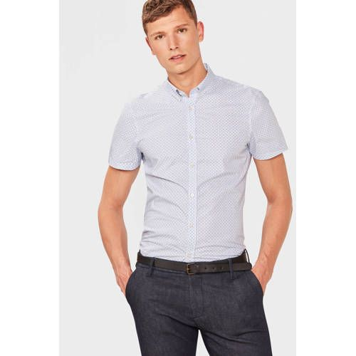 Overhemd We.We Fashion Slim Fit Overhemd In 2019 Products Shirts Mens Tops