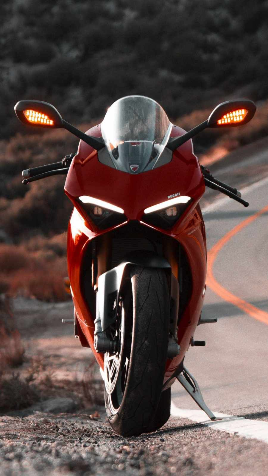 Ducati Panigale V4 - iPhone Wallpapers