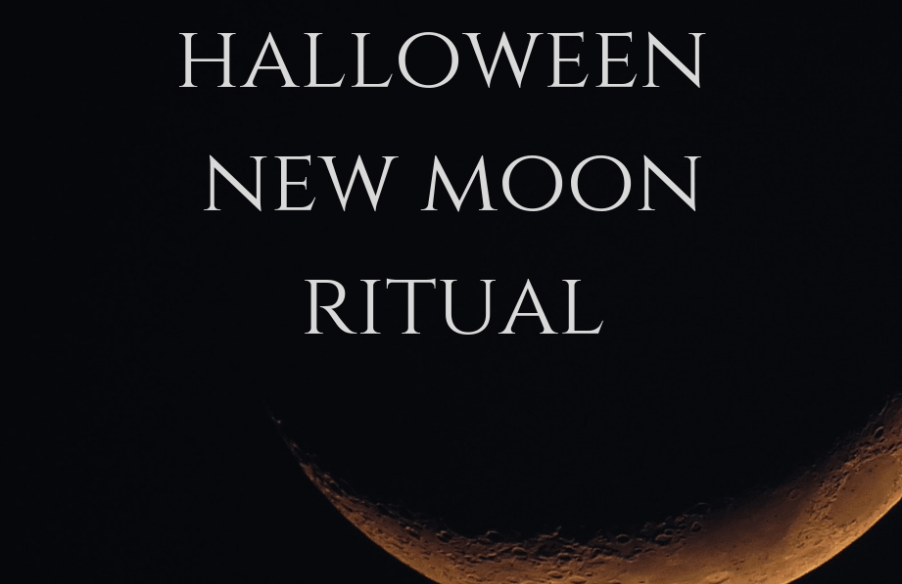 Halloween New Moon Ritual #newmoonritual Halloween New Moon Ritual – The Witch & Walnut #newmoonritual