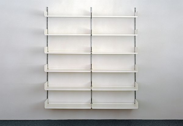 The most practical Shelving System from 1960 | Shelving, Wall ...