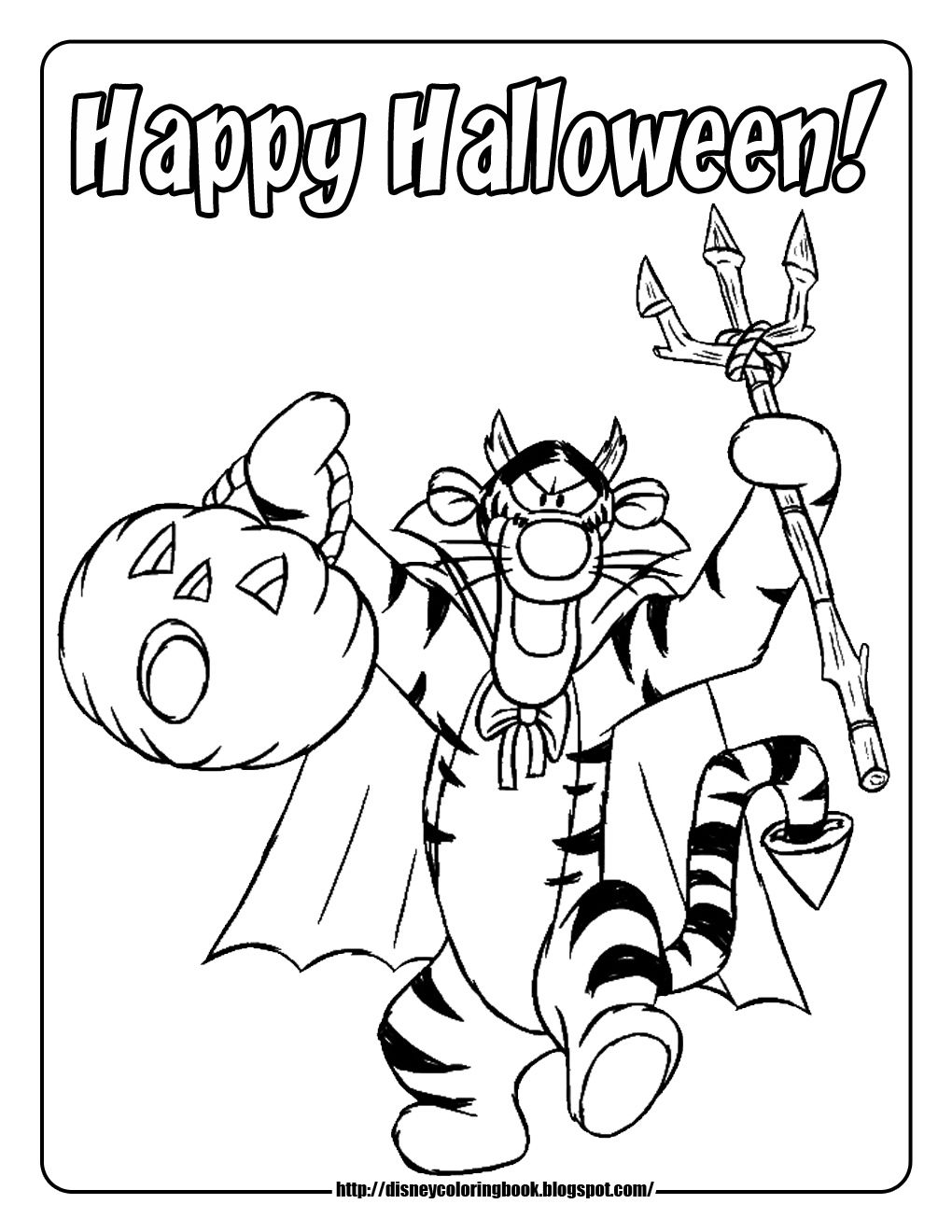 Disney coloring books for halloween - Disney Coloring Pages And Sheets For Kids