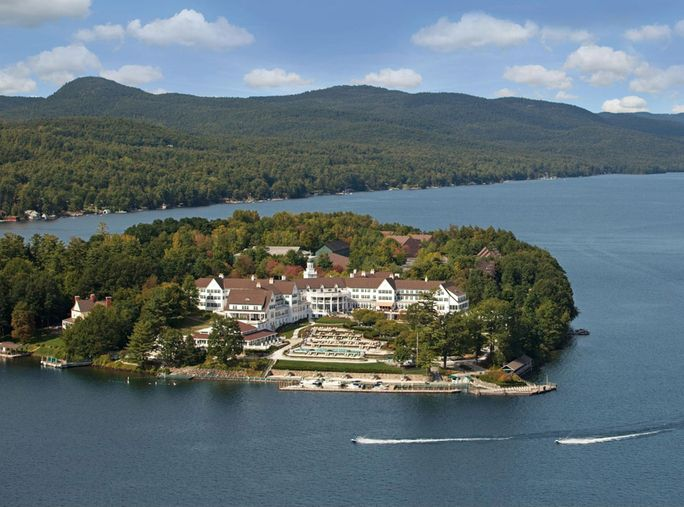 The Resort That S Like Summer Camp For Grown Ups Lake