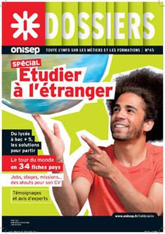 Onisep Dossiers N 45 Special Etudier A L Etranger Juillet 2012 Exemplaire Cdi 7913 White Out Toulouse